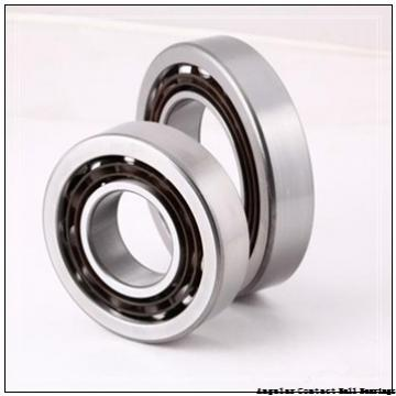 0.394 Inch | 10 Millimeter x 1.181 Inch | 30 Millimeter x 0.563 Inch | 14.3 Millimeter  SKF 3200 A-2RS1TN9/W64  Angular Contact Ball Bearings