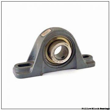 5.438 Inch | 138.125 Millimeter x 9 Inch | 228.6 Millimeter x 7.125 Inch | 180.975 Millimeter  DODGE P4B-DI-507RE  Pillow Block Bearings