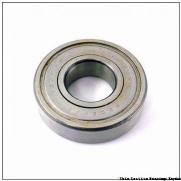 FAG 609-2RSR-C3  Single Row Ball Bearings
