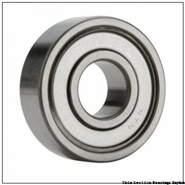 160 mm x 340 mm x 68 mm  FAG 6332-M  Single Row Ball Bearings