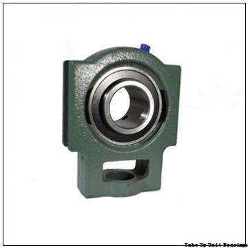 IPTCI HUCNPT 206 30MM  Take Up Unit Bearings