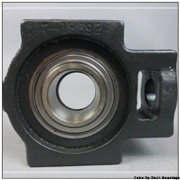 IPTCI HUCNPT 204 20MM  Take Up Unit Bearings