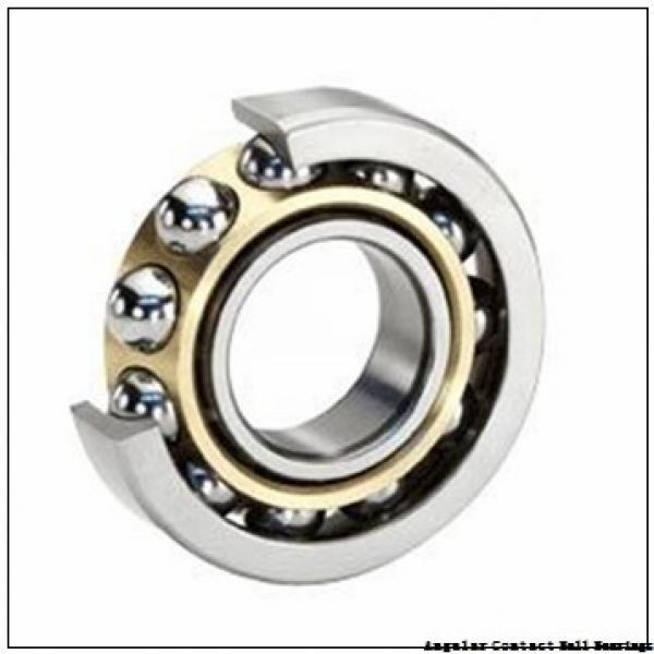 0.787 Inch | 20 Millimeter x 1.85 Inch | 47 Millimeter x 0.811 Inch | 20.6 Millimeter  SKF 3204 A-2ZTN9  Angular Contact Ball Bearings #2 image