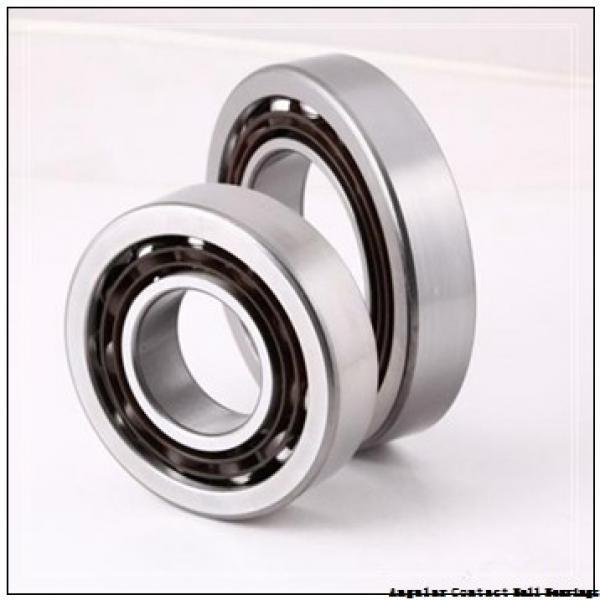 3.15 Inch | 80 Millimeter x 4.921 Inch | 125 Millimeter x 1.732 Inch | 44 Millimeter  SKF 7016 CD/DGAVQ126  Angular Contact Ball Bearings #2 image