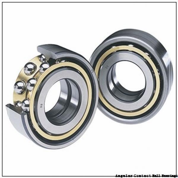 0.787 Inch | 20 Millimeter x 1.85 Inch | 47 Millimeter x 0.811 Inch | 20.6 Millimeter  SKF 3204 A-2ZTN9  Angular Contact Ball Bearings #3 image